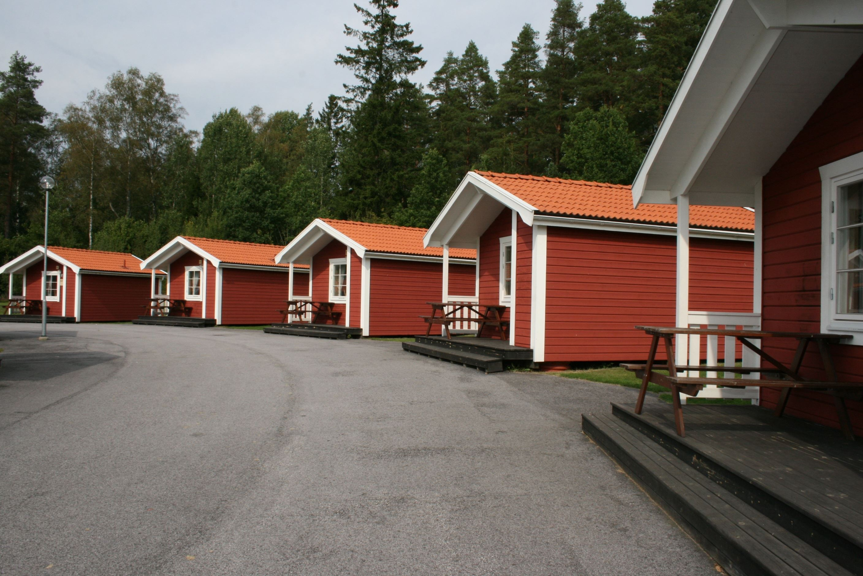 Astrid Lindgrens World Chalet Village