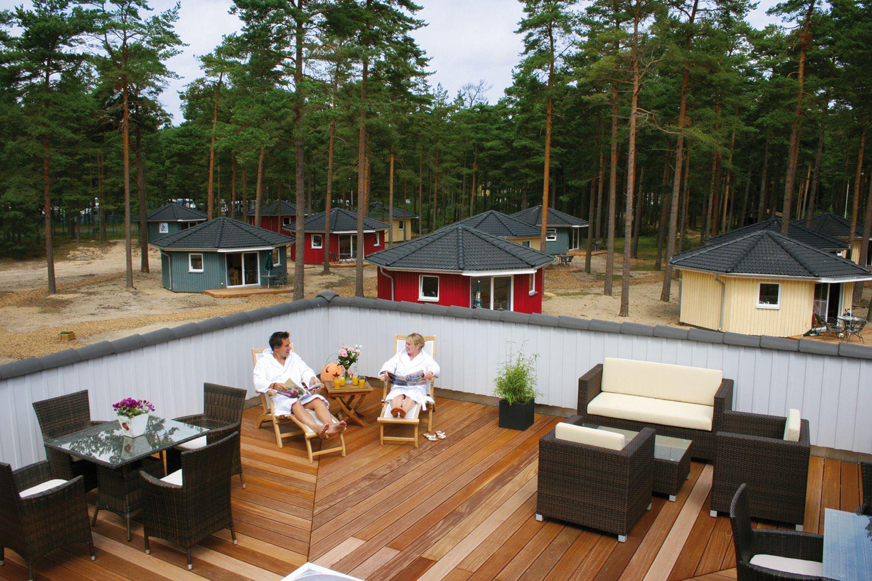 Spa Paradies in Åhus