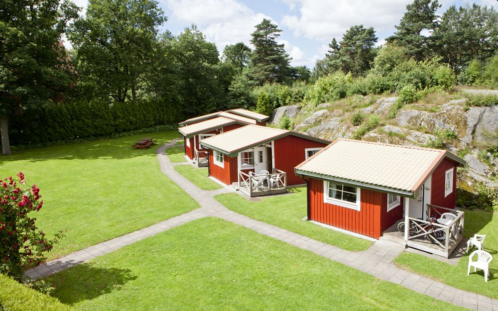 Kviberg Cottages, Göteborg