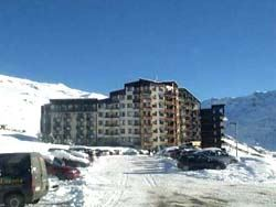 2 Rooms 4 Pers 150m from the slopes / MEDIAN 420