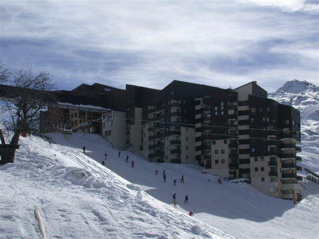 2 Rooms 5 Pers ski-in ski-out / SKI SOLEIL I 1401