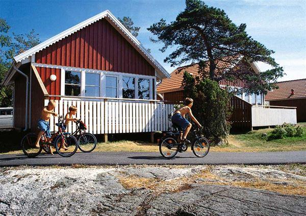 Daftö Camping Resort / Ferienhäuser