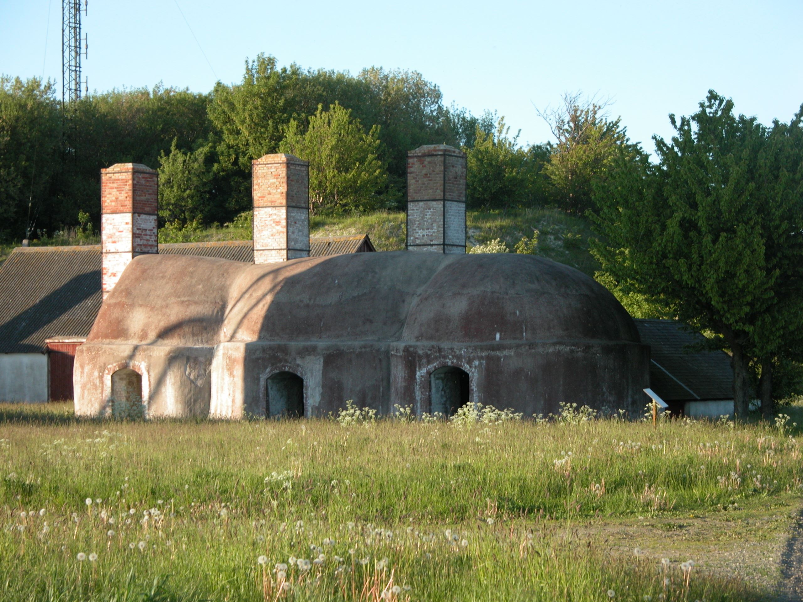 The Limestone Kilns