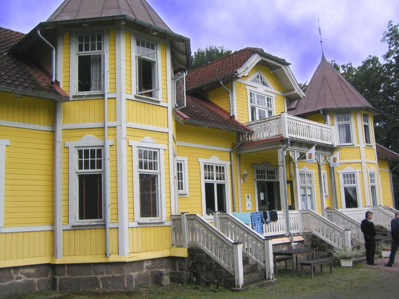 Söderåsen SVIF Hostel, Röstånga