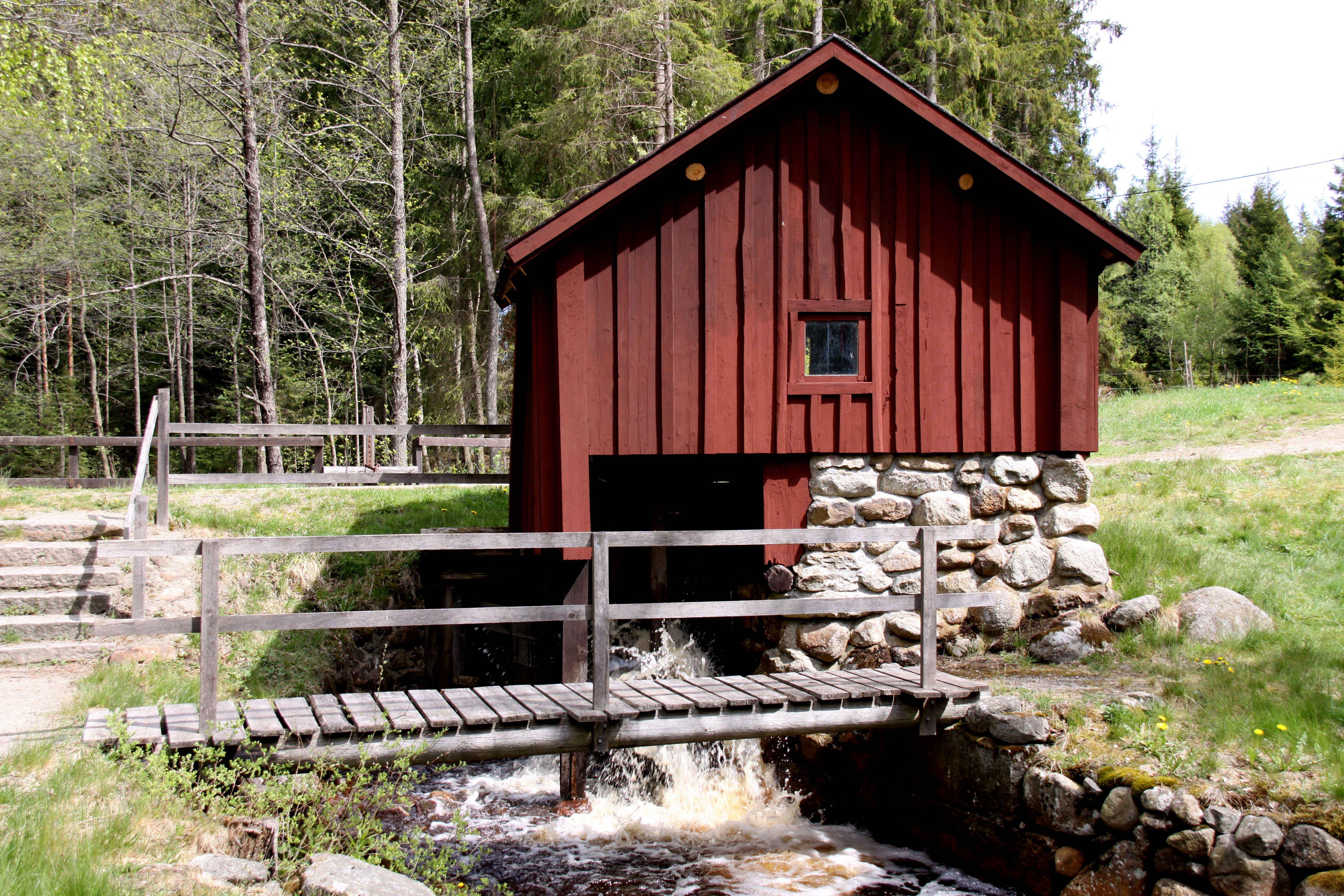 Almundsryds Hembygdsförening,  © Almundsryds Hembygdsförening, The Watermill in Siggamåla