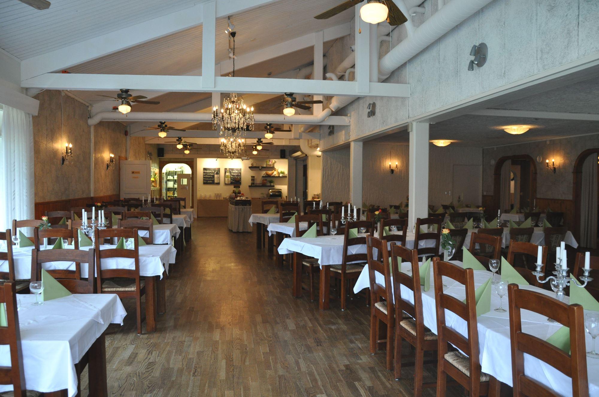 Hotel Fritzatorpet restaurang
