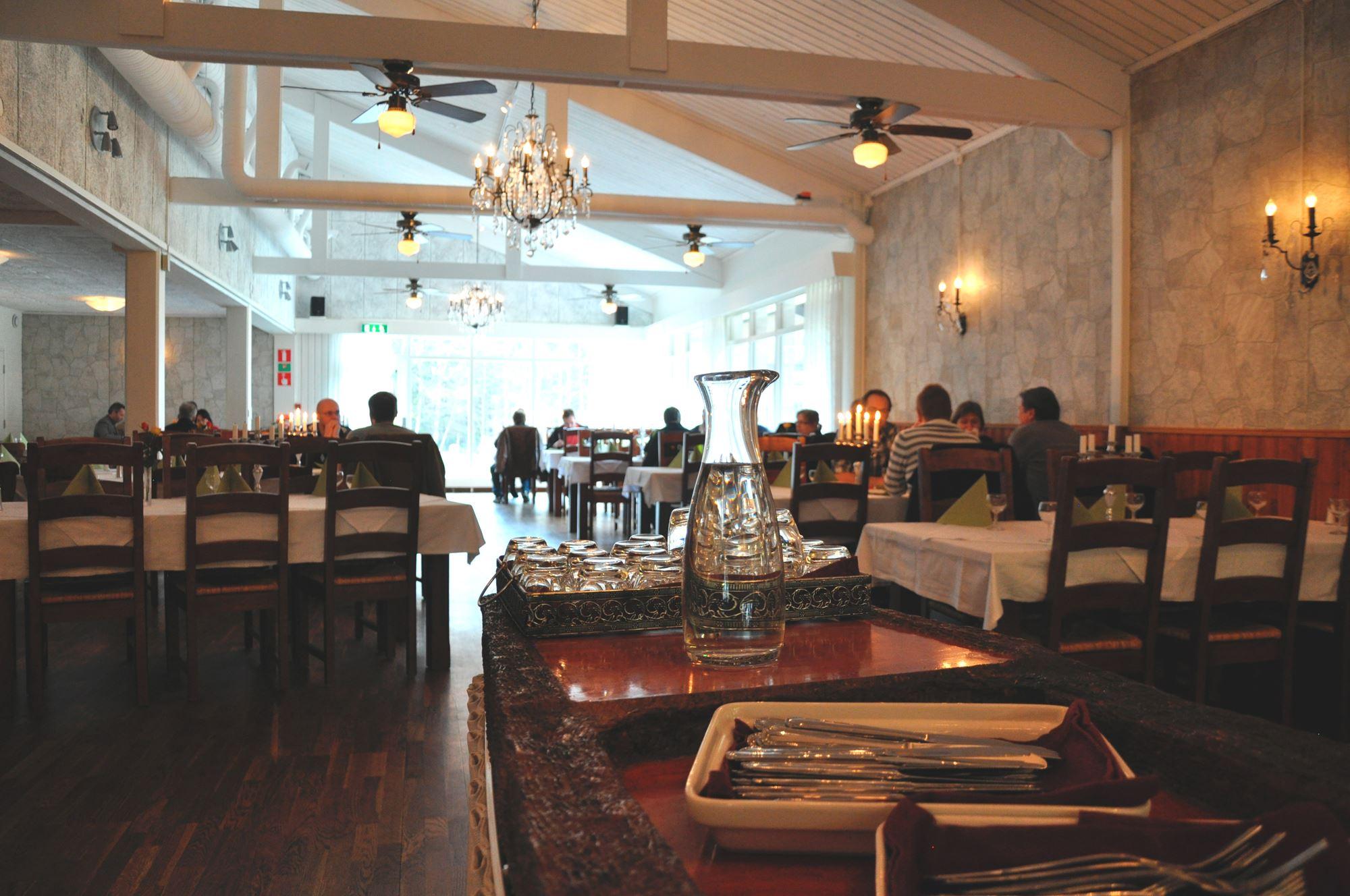 Restaurang Hotel Fritzatorpet