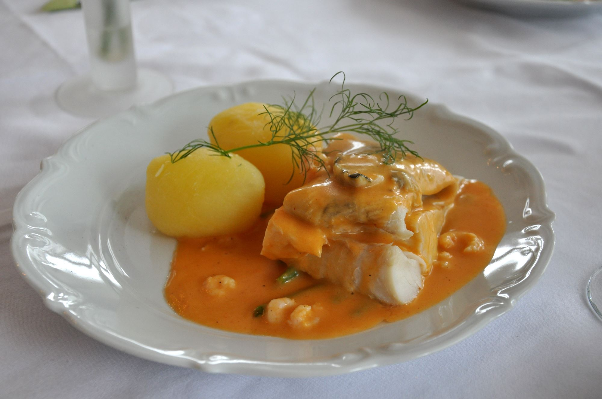 Hotel Fritzatorpet Restaurant