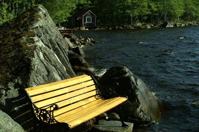 Älgriket,  © Älgriket, Sjön Mien