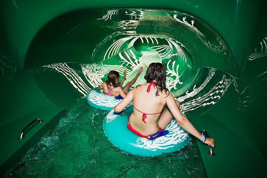 Admission Himlabadet park & swimming-pool