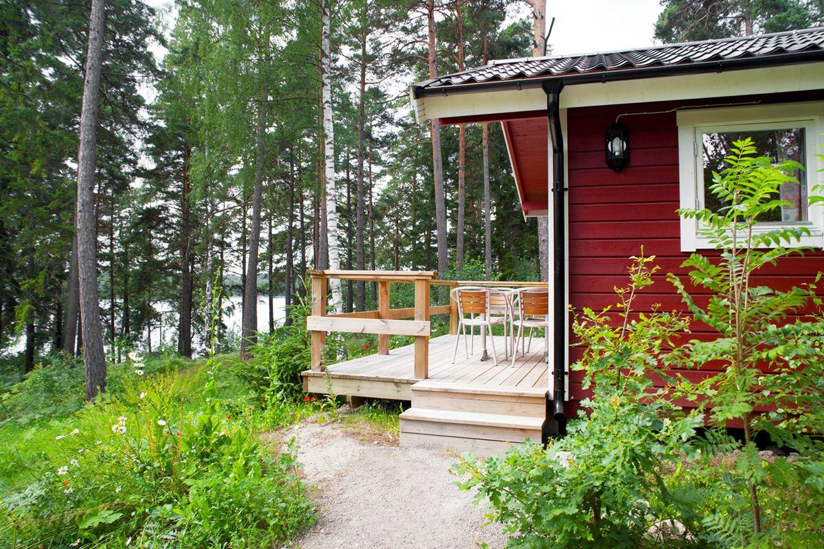 Eriksö Stugby och Camping (fd Vaxholm Strand)