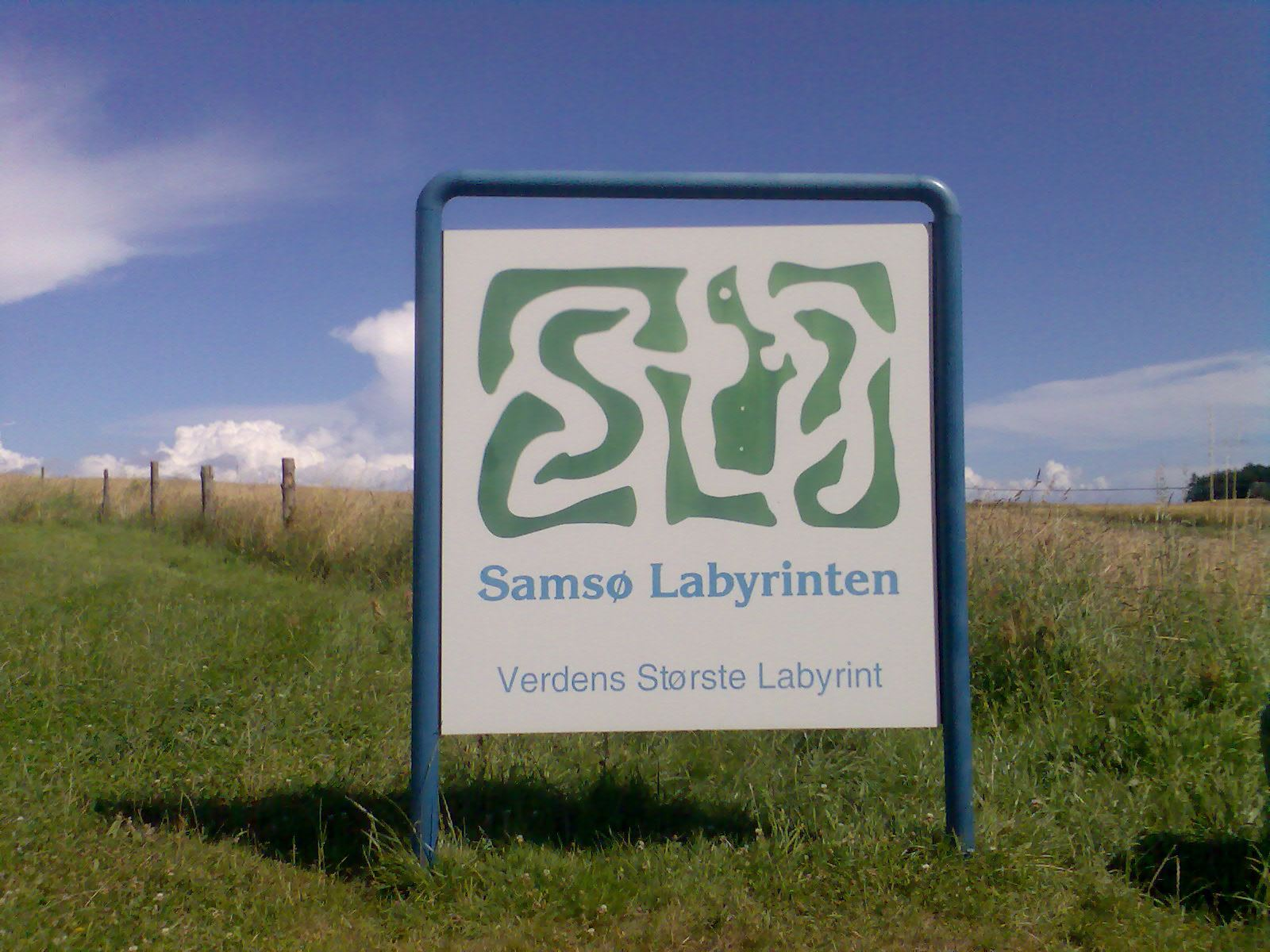 Samsø Labyrinth