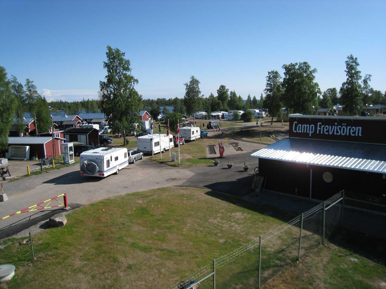 Nordic Lapland Camp & Resort Frevisören/Camping