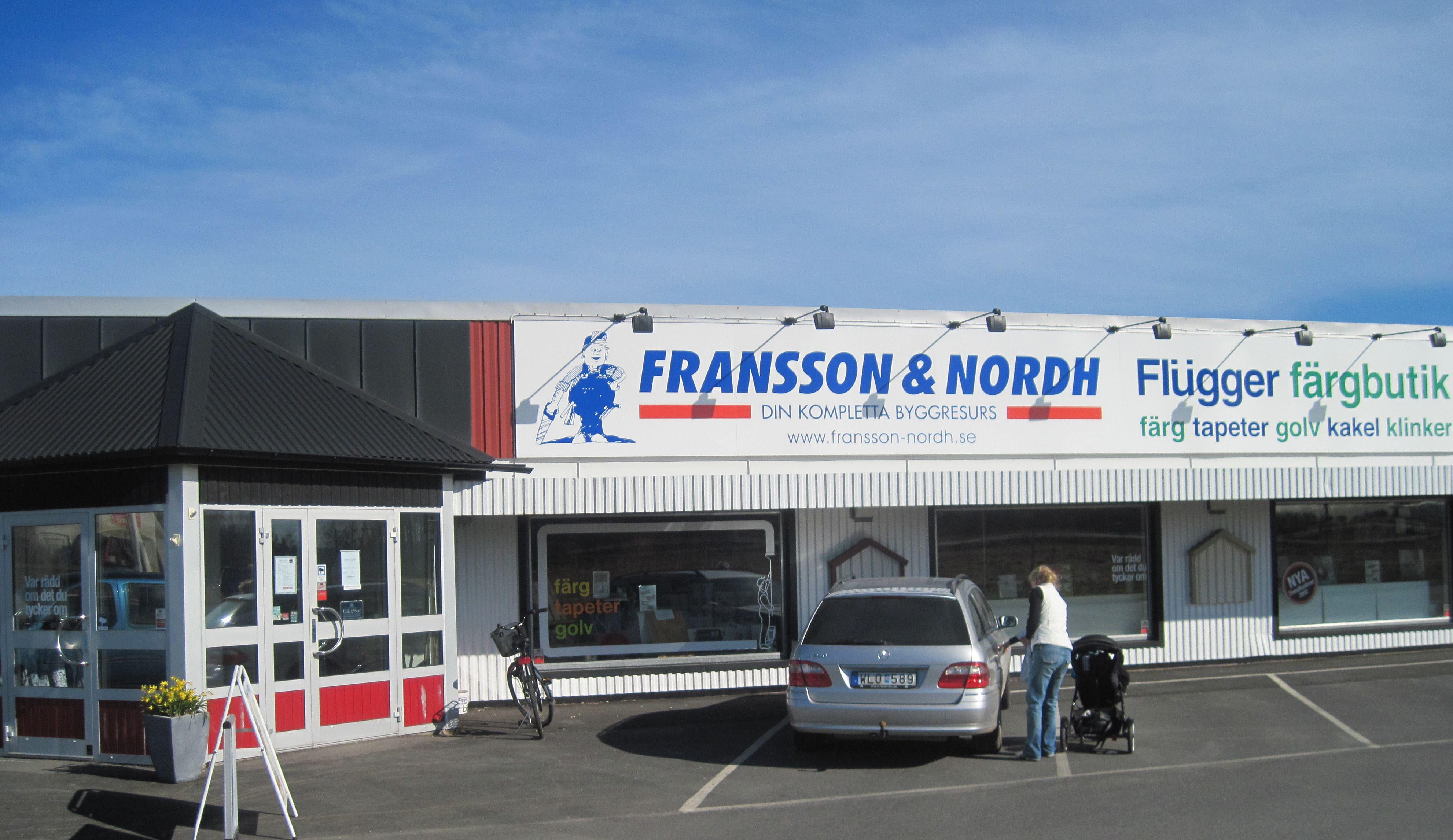 Fransson & Nordh Byggnads AB