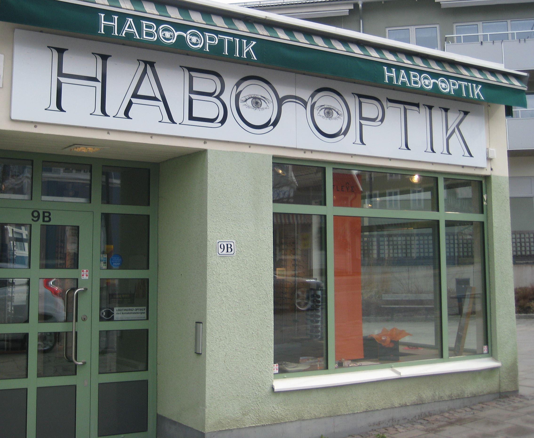 Habo Optik AB