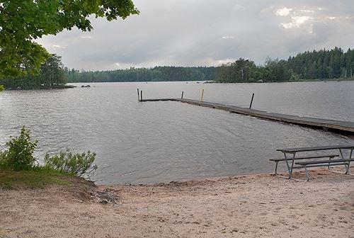 Näset Naturcampingplatz