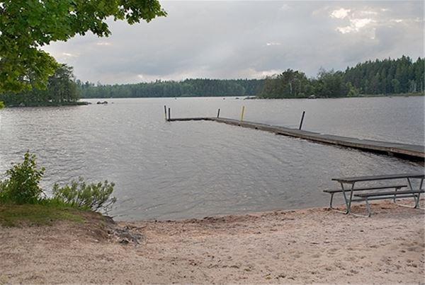 © Tingsryds Kommun, Näset Naturcampingplatz