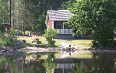 Cottages on Borgön