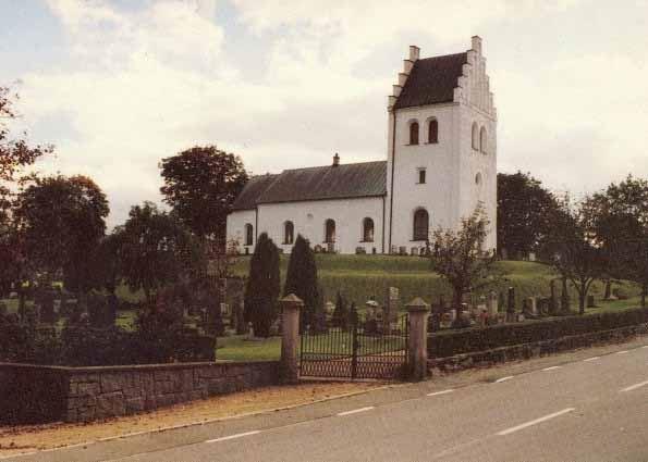 Västra Torups kyrka
