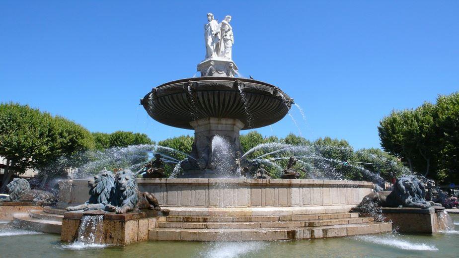 Excursion Aix-en-provence, Marseille et Cassis - M11