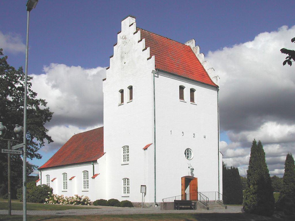 Tyringe kyrka