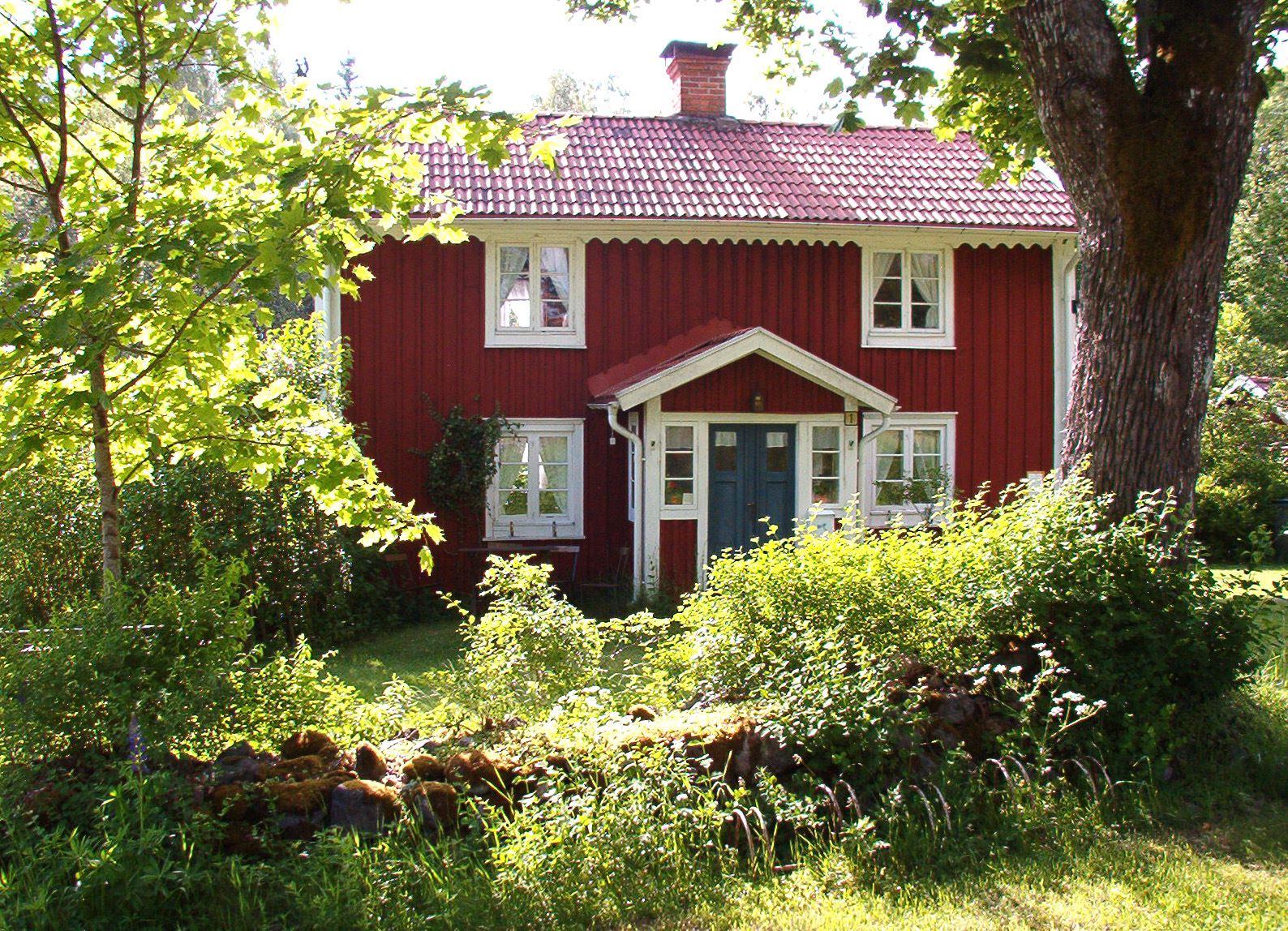 Roger Söderling,  © Älmeboda Hembygdsförening, Hembygdsgården