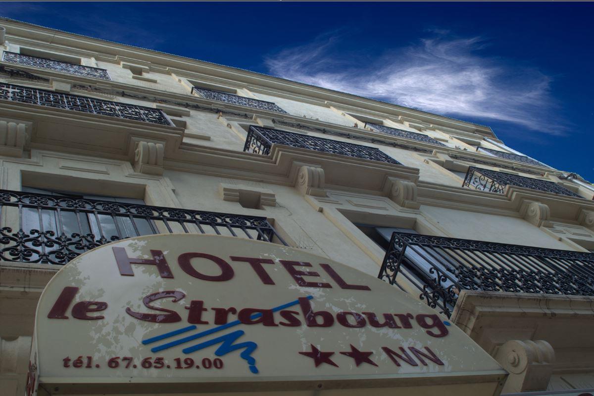 Hôtel le Strasbourg