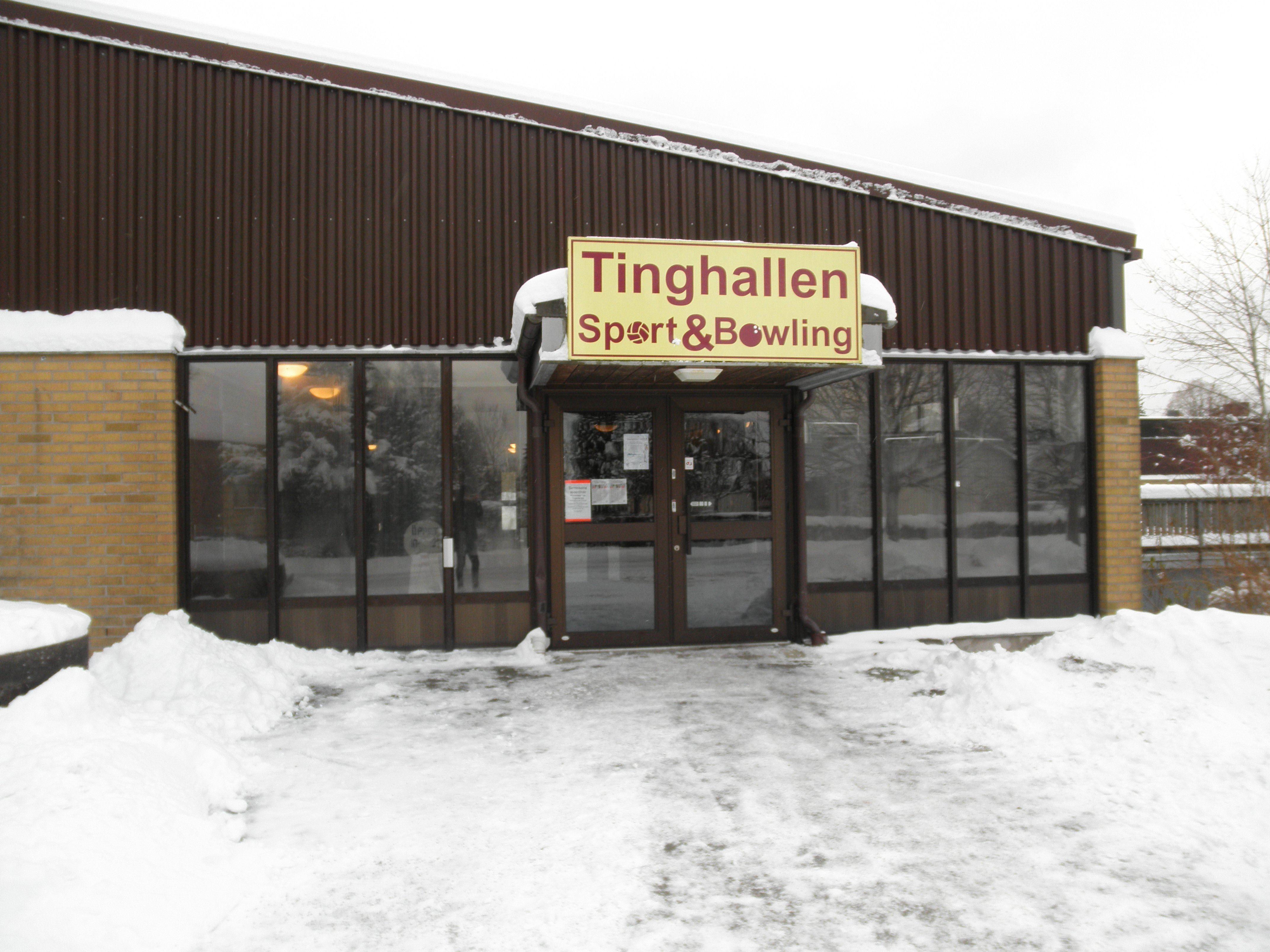 Simon Stamming,  © Tingsryds Kommun, Tingsryd Bowlingbahn