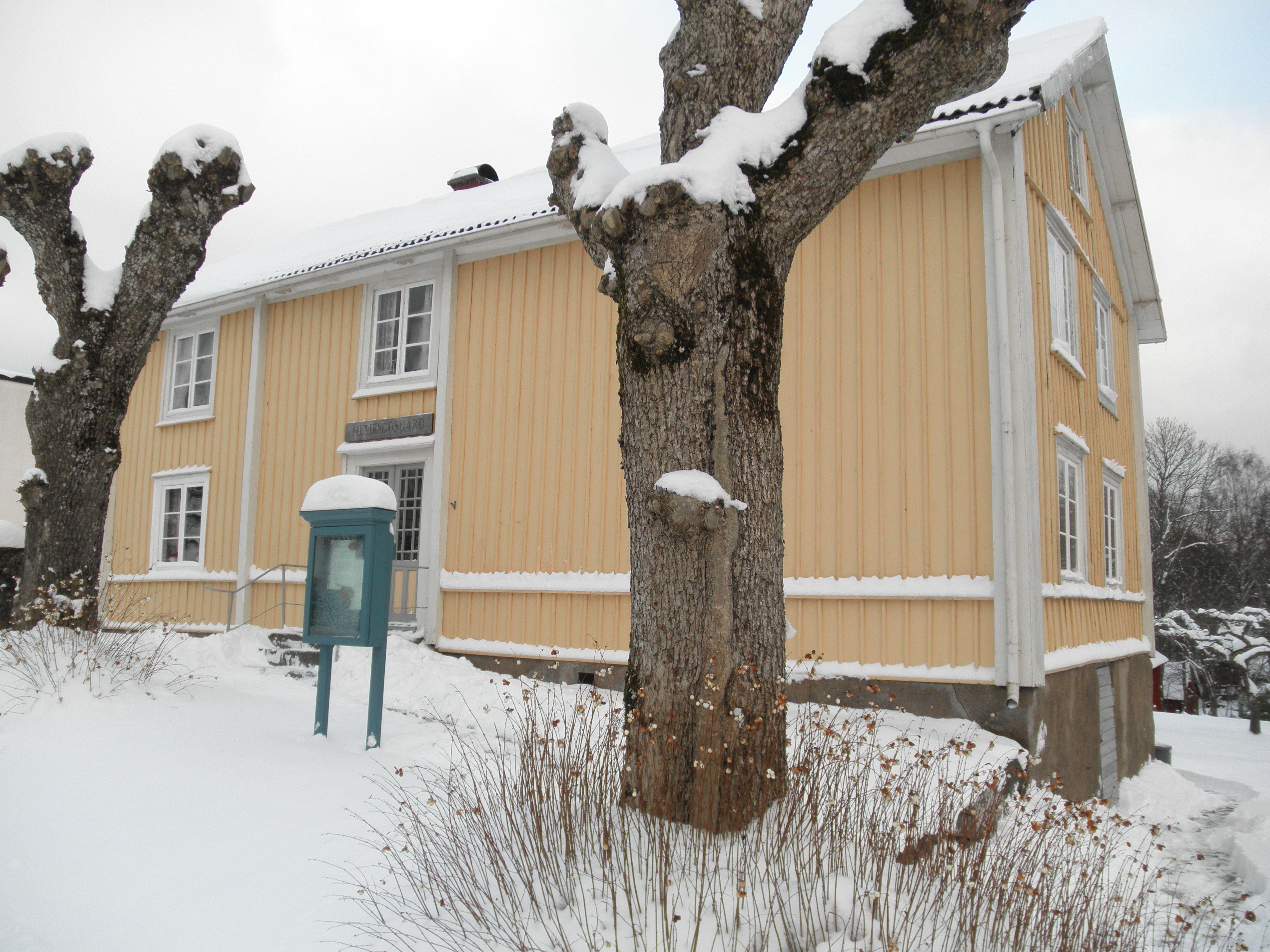 Simon Stamming,  © Tingsryds Kommun, Hembygdsgården i Tingsryd