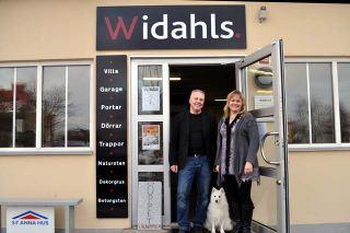 Familjen Widahl