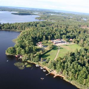 Getnö Gård - Lake Åsnen Resort