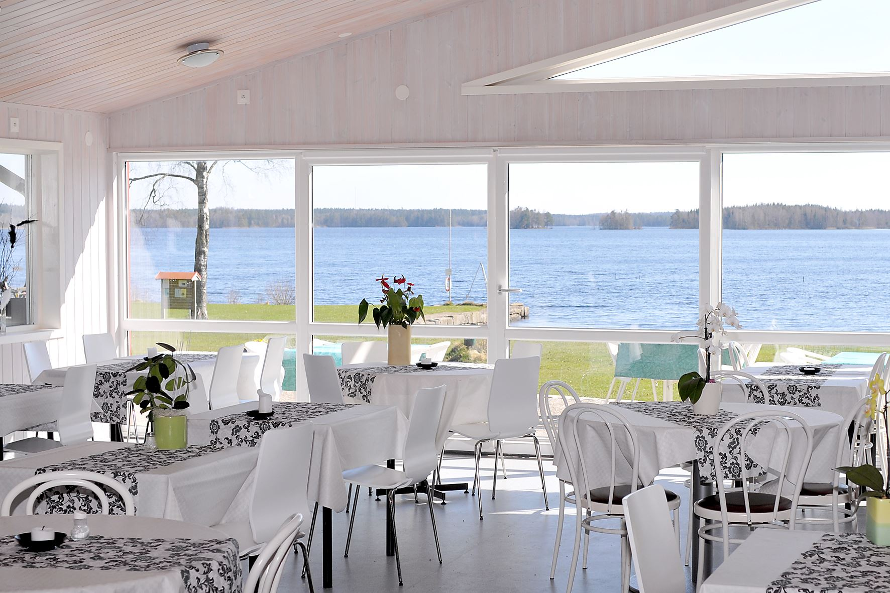 © Tingsryd Resort, Restaurangen