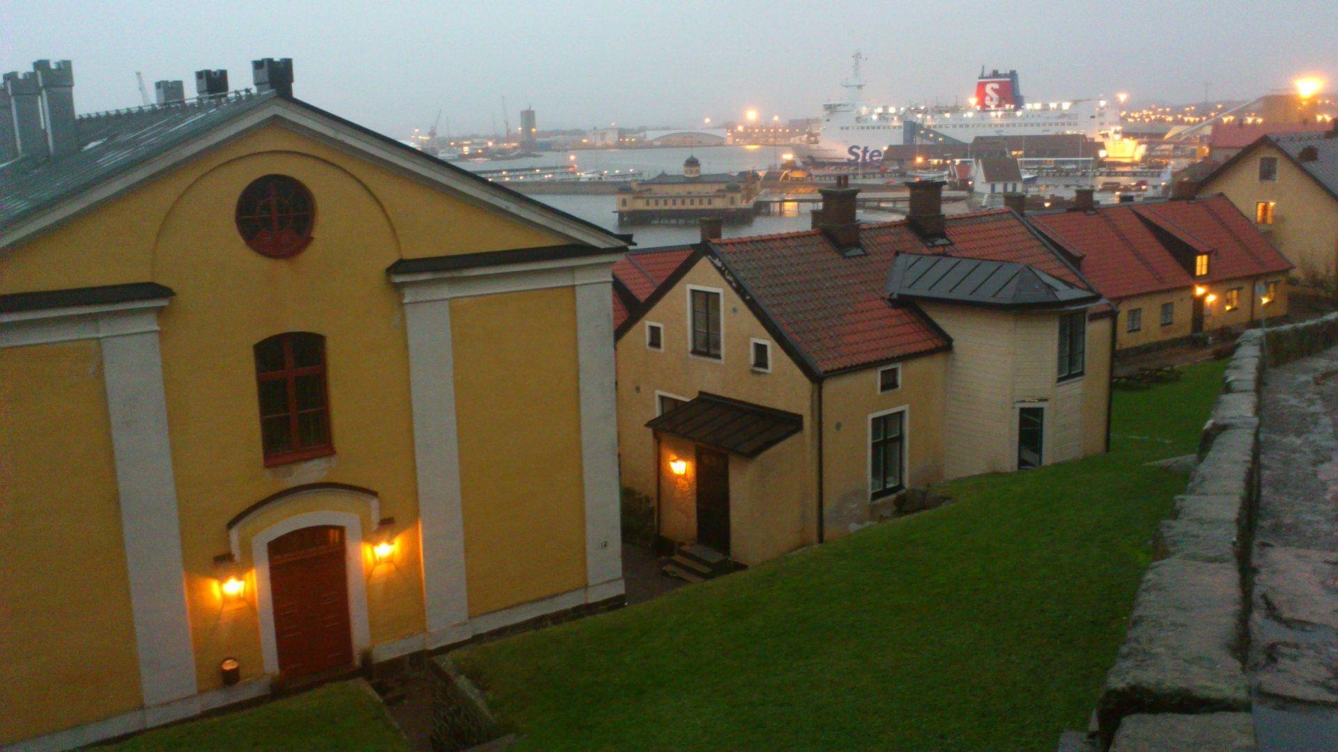 Fästningen SVIF Jugendherberge, Varberg