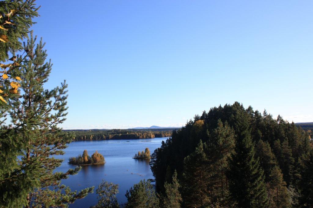 Alderängsrundan, Mora - vandringsled