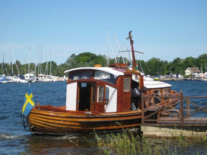 Karöbåten