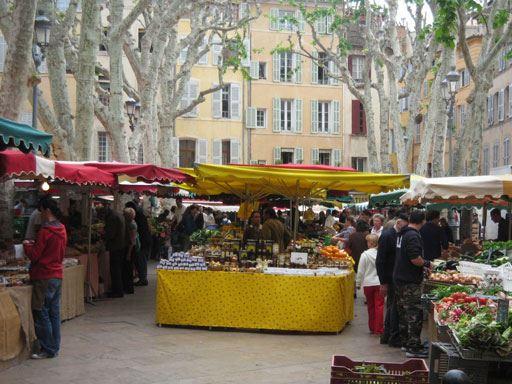 Excursion Aix en Provence