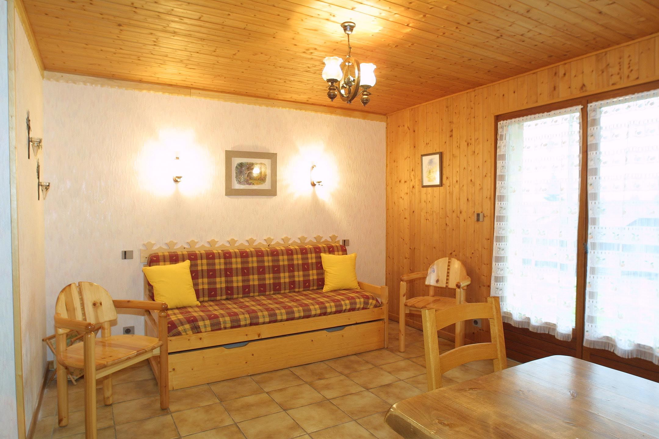 Lägenhet för 6 personer med 2 rum på Forge n°3 - Les Gets