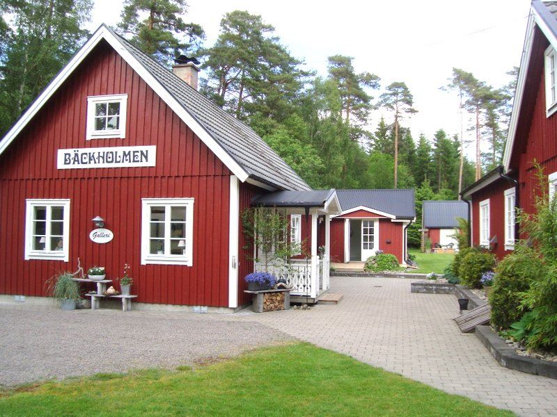 Tillverkning & Konst - Bäckholmens galleri