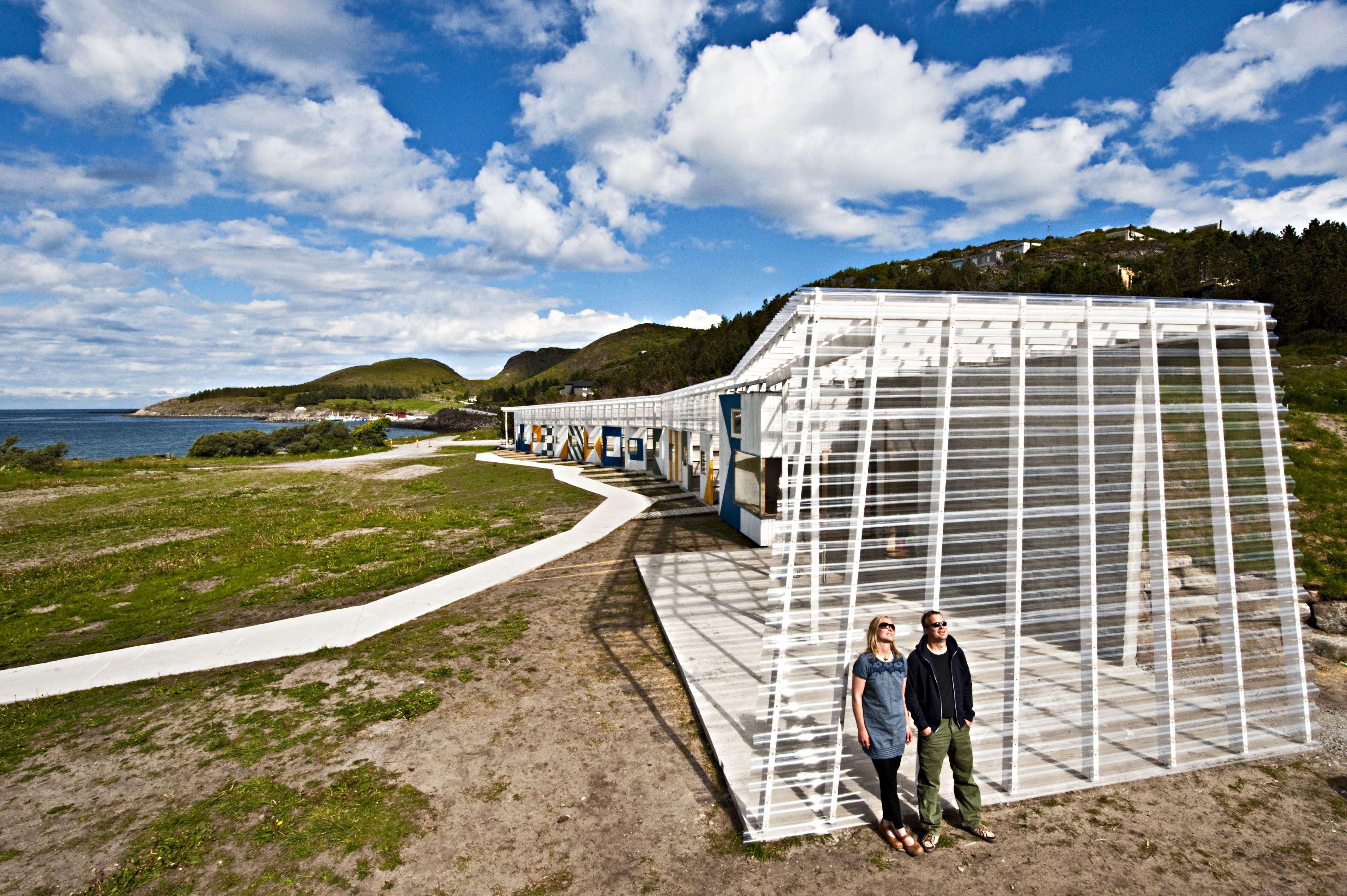Stokkøya sjøsenter - velværebåten Vulkana