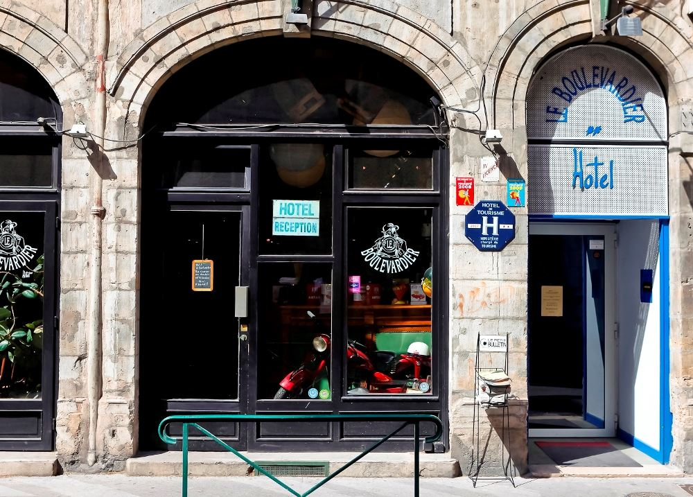 Hôtel Le Boulevardier
