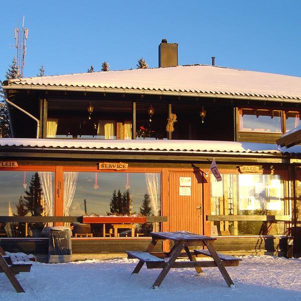 Nordseter Fjellpark, Servicesenter