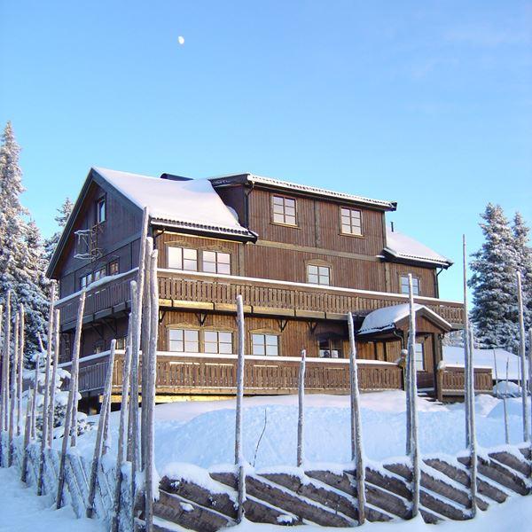 Nordseter Fjellpark, Storhytte