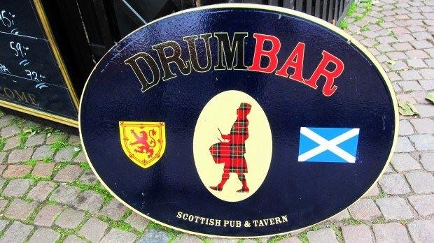 Drumbar