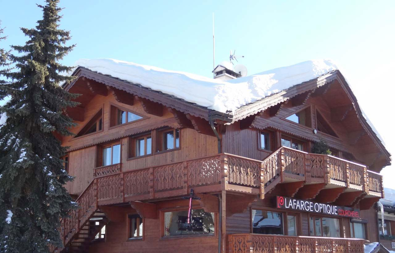 3 rooms 4/6 people / CHALET LAFARGE APARTMENT 1 (mountain)