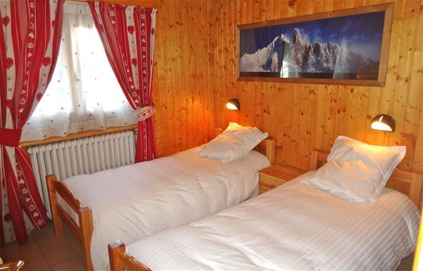 5 rooms 8 people / CHALET LAFARGE APARTMENT 2 (mountain of charm)