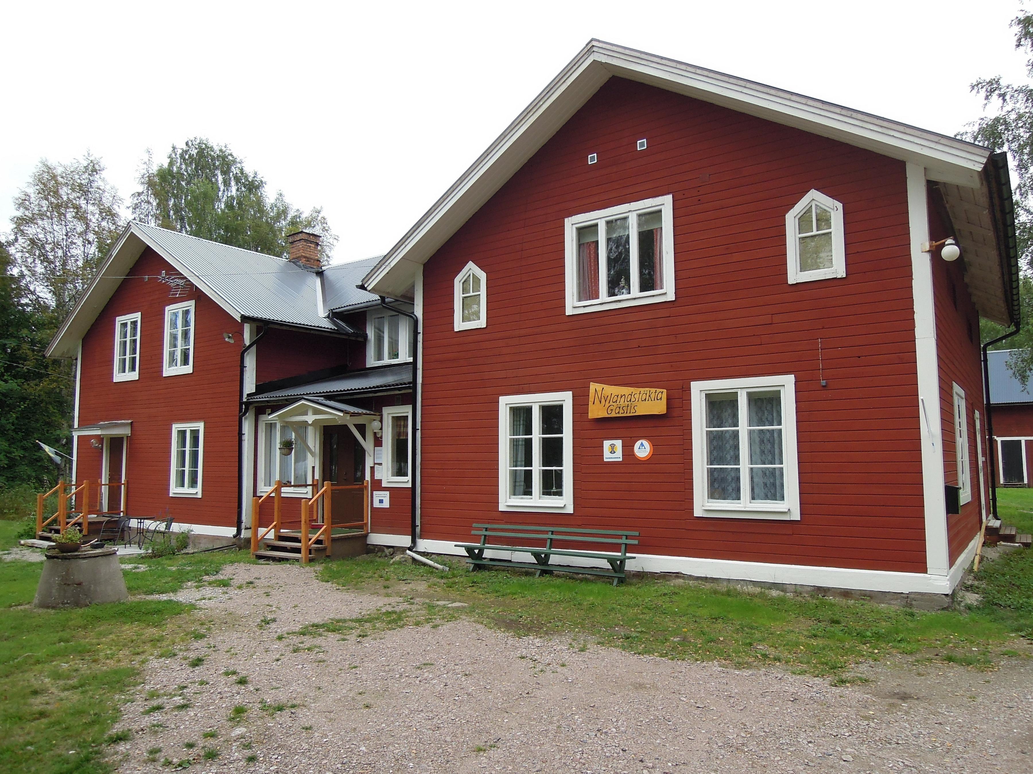 STF Vandrarhem Fågelsjö / Gästis