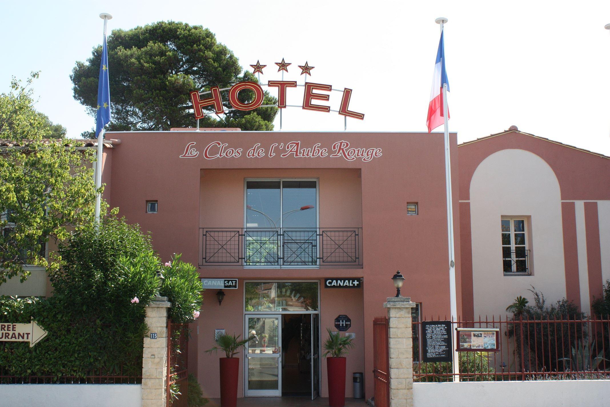 Clos de l'Aube Rouge - HOTEL CLUB