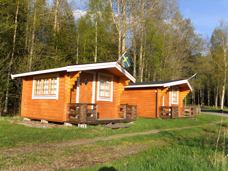 Camping Tiveden / Stugor