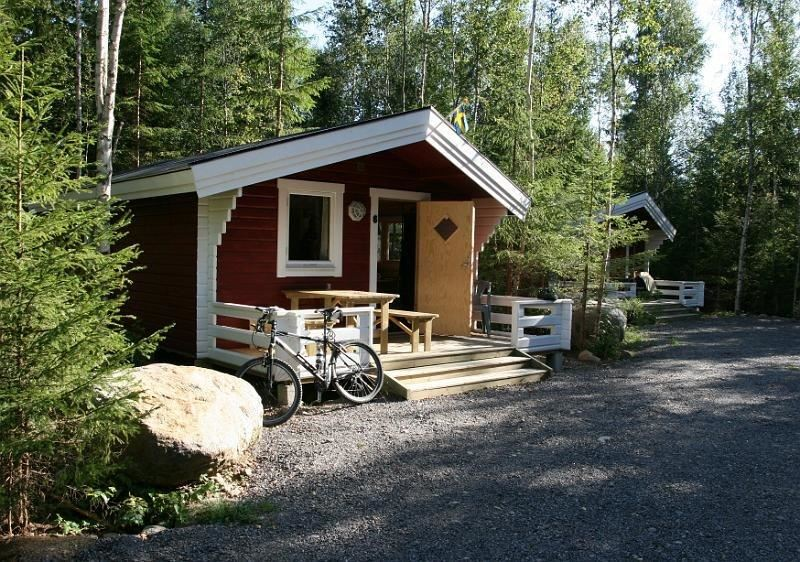 Camping Tiveden/Cottages