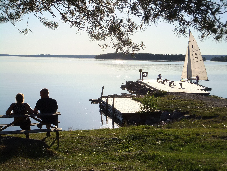 Camping Tiveden/Stugor